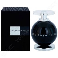 J. Del Pozo In Black